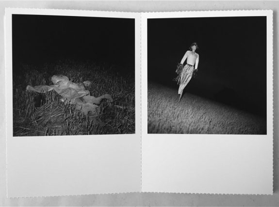 Peter Mitchell-RRB Photo books-postcards-1-scarecrows-Some Thing means Everything to Somebody