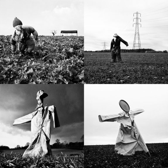 Peter Mitchell-RRB Photo books-scarecrows-Some Thing means Everything to Somebody