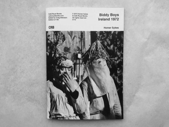 Biddy Boys Ireland 1972—Homer Sykes