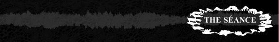 The Seance Radio show-wider logo