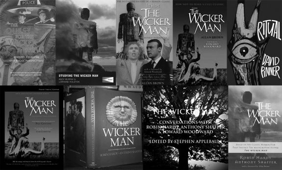 The Wicker Man book collection