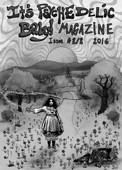 Its Psychedelic Baby Issue 2-British 1960s 1970s acid psych folk