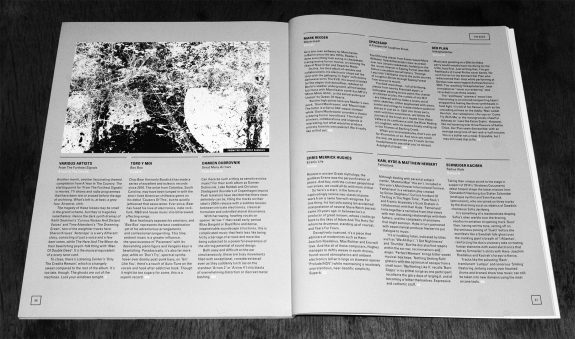 Electronic Sound magazine-issue 31-From The Furthest Signals review-A Year In The Country