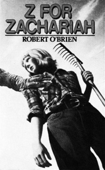 Z For Zachariah-Robert O'Brien-book