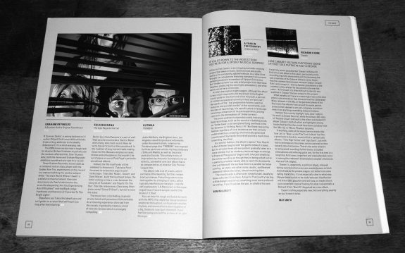 A Year In The Country-Undercurrents-album review-Electronic Sound magazine-1
