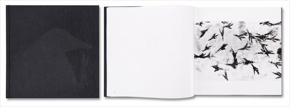 Raven-Mack books-Masahisa Fukase-slipcase cover and interior pages-stroke 3