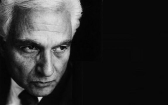Timecode-Hauntology 20 Years On-Jacques Derrida