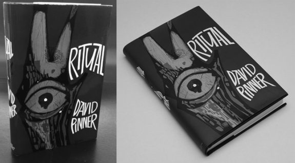 Ritual-David Pinner-First Edition-Finders Keepers Edition