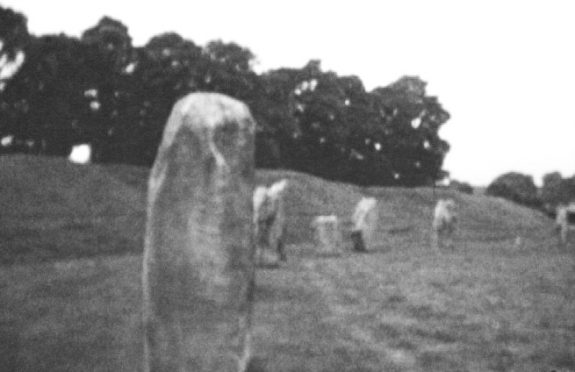 Derek Jarman-Journey to Avebury-still
