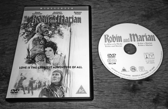 Robin and Marian-1976-DVD-Richard Lester-Sean Connery-Audrey Hepburn-Robert Shaw