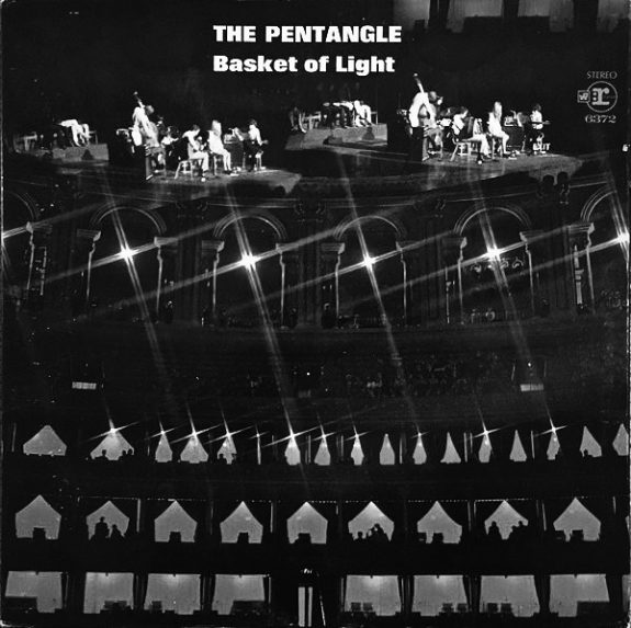 The Pentangle-Basket of Light-album cover