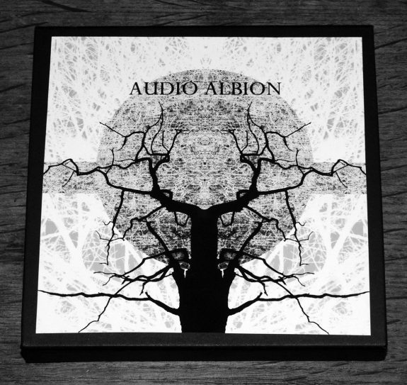 Audio Albion-Nightfall Edition-front cover-A Year In The Country