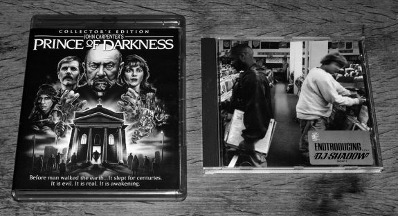 DJ Shadow-Entroducing-Transmission 1-Prince of Darkness dream sequence-John Carpenter 1987