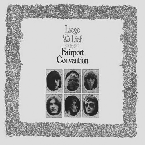 Liefe & Lief-Fairport Convention-album cover art