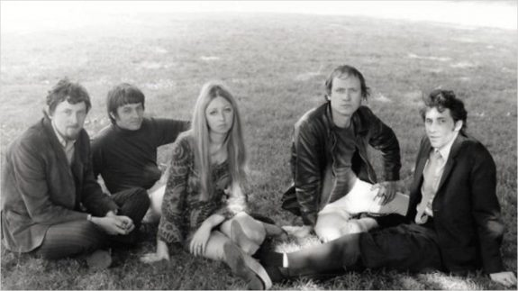 Pentangle-band-group photograph