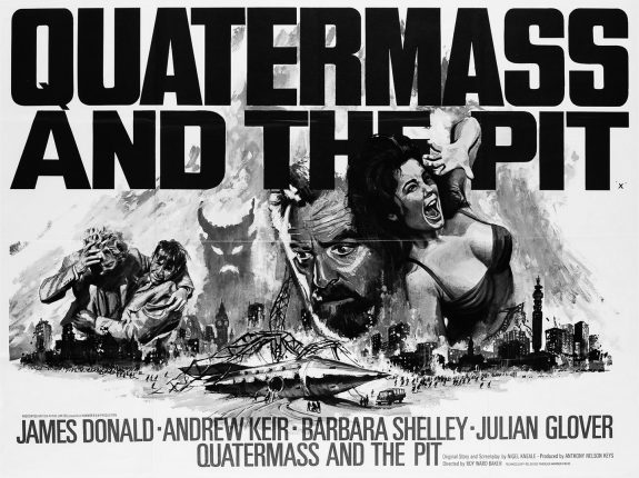 british-quatermass-and-the-pit-poster-by-tom-chantrell-1967