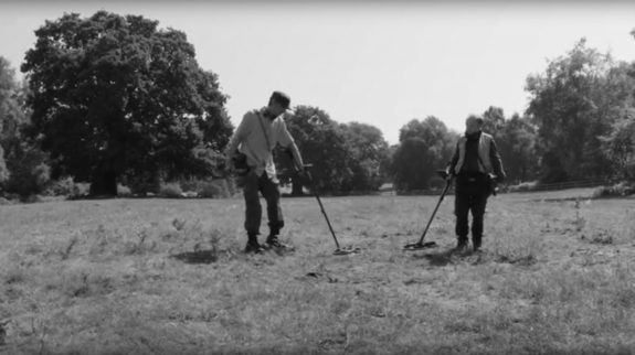 Detectorists-BBC television series-Series 3-Episode 1-ending-The Unthanks-Magpie-1