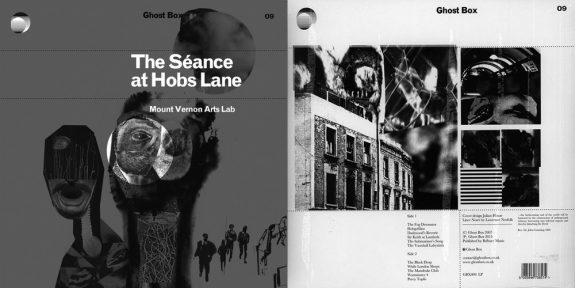 The Séance at Hobs Lane Mount Vernon Arts Lab-Ghost Box Records-Drew Mulholland
