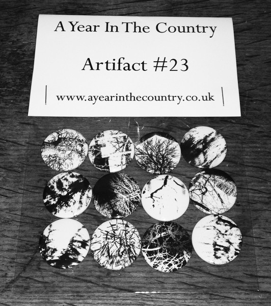 Artifact 23-Front of pack-A Year In The Country