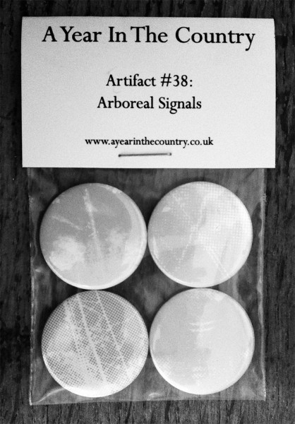 Artifact 38-badge pack-A Year In The Country