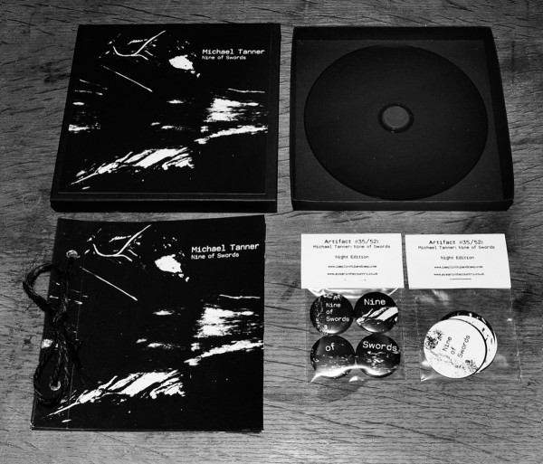 Michael Tanner-Nine Of Swords-Night Edition-box set-A Year In The Country-lighter
