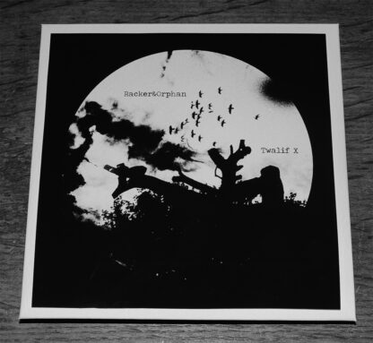 Twalif X-Dawn Edition-Orphan & Racker-A Year In The Country-front of sleeve