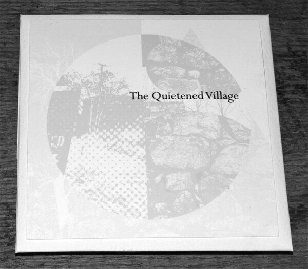 The Quietened Village-Dawn Light edition-front of CD album