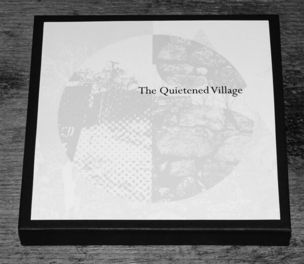 The Quietened Village-Nightfall edition-front of CD album