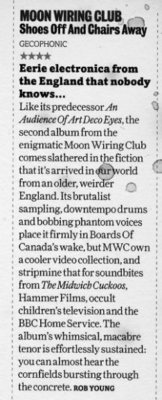 Day 10-Moon Wiring Club-Rob Young-Uncut Magazine-A Year In The Country