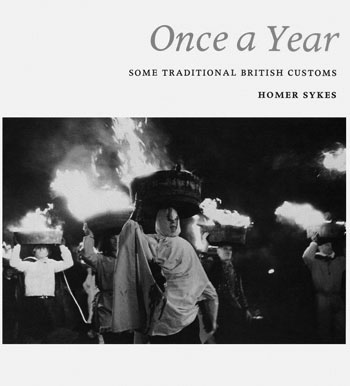 Day 17-Once A Year cover-Homer Sykes-A Year In The Country