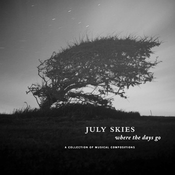 July Skies-A Year In The Country