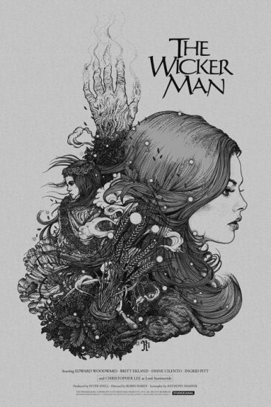 The Wickerman-RBeckettWickerman-A Year In The Country