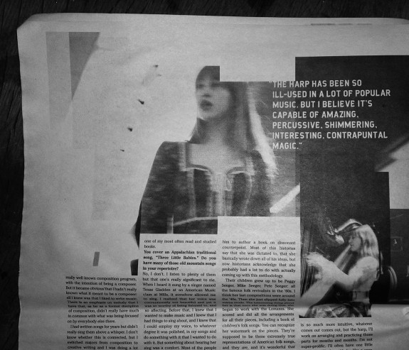 Joanna Newsom-1-Arthur Magazine-A Year In The Country