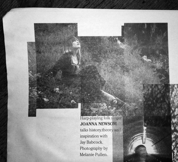 Joanna Newsom-2-Arthur Magazine-A Year In The Country