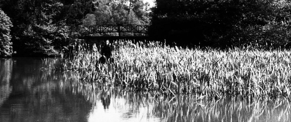 Miss-Jessell-Clytie-Jessop-manifests-by-the-lake-The Innocents 1961-A Year In The Country