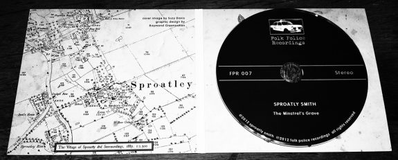 Sproatly Smith-Minstrels Grave-Folk Police Recordings-Reverb Worship-A Year In The Country 2