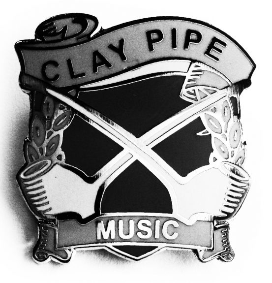 Claypipe Music-Frances Castle-A Year In The Country-badge
