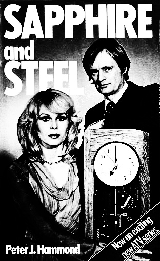 Sapphire And Steel-Peter Hammond-tv tie in tv adaptation book-A Year In The Country