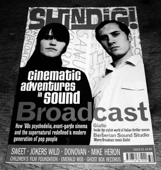 Shindig Magazine-Broadcast-Julian House-Ghost Box Records-Emerald Web-A Year In The Country