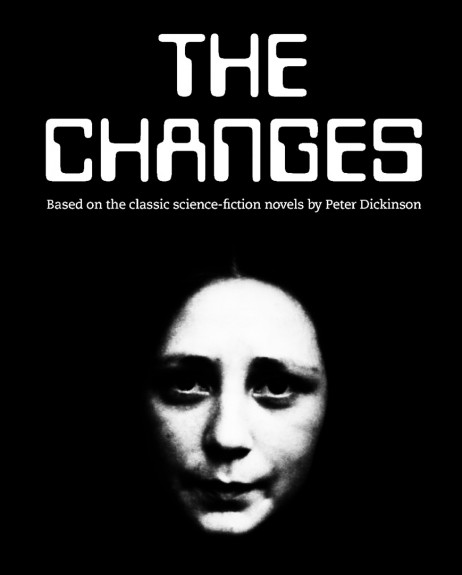 The Change-Peter Dickinson-tv tie in tv adaptation book-A Year In The Country