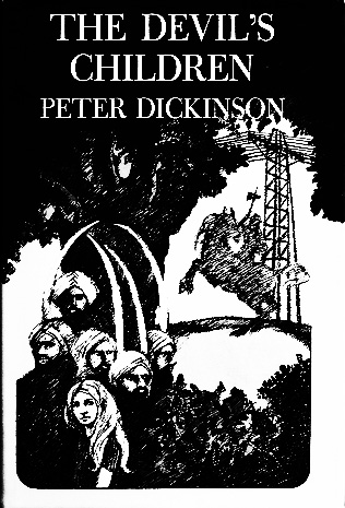 The Devils Children-The Changes Trilogy-Peter Dickinsontv tie in tv adaptation book-A Year In The Country