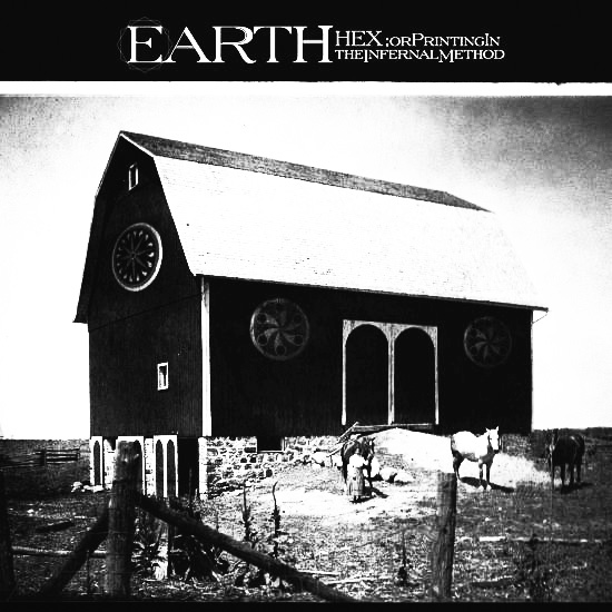 Earth-Hex or printing in the infernal method-A Year In The Country