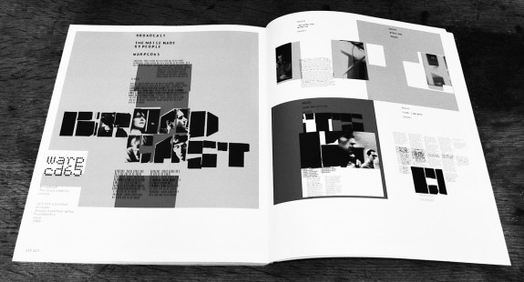 Broadcast-Sampler2 book-art pop and contemporary graphics-Intro-Julian House-A Year In The Country-3