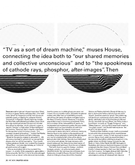 page_26-halftone-with quote-Simon Reynolds-Haunted Audio-The Wire Magazine-Retromania-Ghost Box Records- A Year In The Country