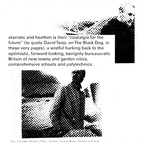 page_29-halftone-with quote-Simon Reynolds-Haunted Audio-The Wire Magazine-Retromania-Ghost Box Records- A Year In The Country