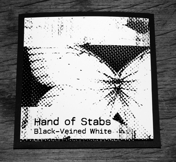 Hand of Stabs-Black-Veined White-Dusk Edition-front of cover-A Year In The Country