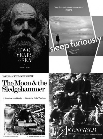 Two Years At Sea-sleep furiously-The Moon & The Sledgehammer-Akenfield-A Year In The Country