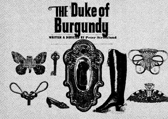 The Duke Of Burgundy-Peter Strickland-Julian House-Intro-A Year In The Country-4