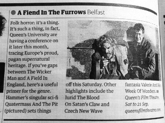 A Fiend In The Furrows-A Year In The Country