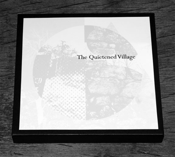 The Quietened Village-Night Edition-front of box-A Year In The Country